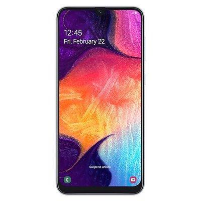 Samsung Galaxy A50 64 GB Cep Telefonu White Samsung Türkiye Garantili