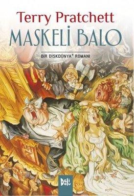 Maskeli Balo-Bir Diskdünya Romanı