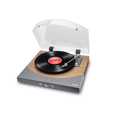 Ion Premier LP Bluetooth Hoparlörlü Ahşap Pikap
