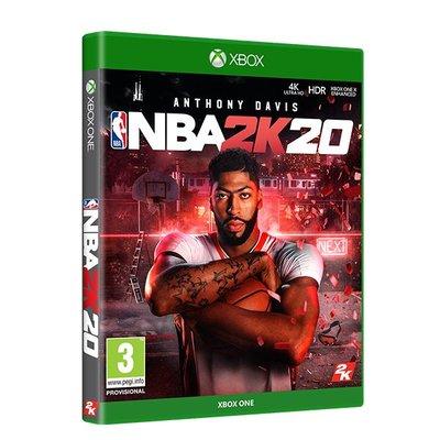 Take 2 NBA 2K20 Standard Edition XBOX One Oyun