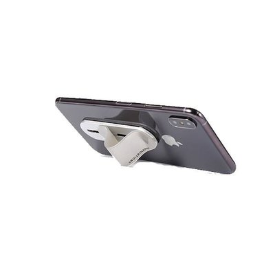 Momostick Bİ 01 Gümüş Telefon Tutucu