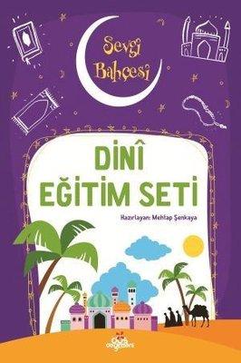 Sevgi Bahçesi Dini Eğitim Seti-5 Kitap Takım