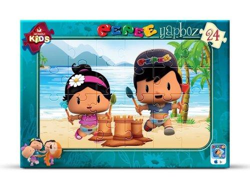 Art Kids Pepee Tatilde 24 Parça 4593