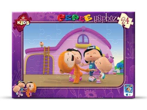 Art Kids Pepee Oyun Oynuyor 24 Parça 4595