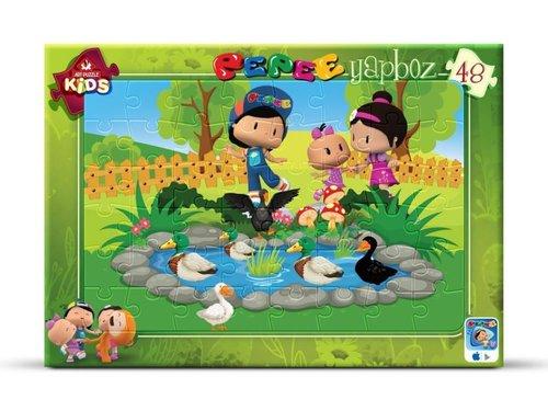 Art Kids Pepee Parkta 24 Parça 4597