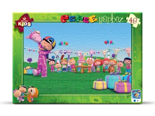 Art Kids Pepee Doğum Gününde 24 Parça 4598