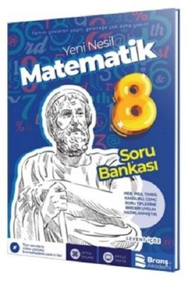 8.Sınıf Yeni Nesil Matematik Soru Bankası