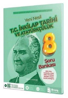 8.Sınıf Yeni Nesil T.C. İnkılap Tarihi ve Atatürkçülük Soru Bankası