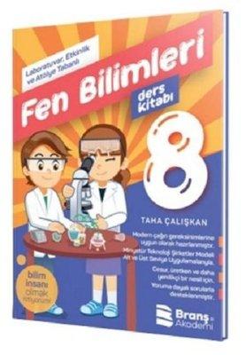8.Sınıf Fen Bilimleri Ders Kitabı