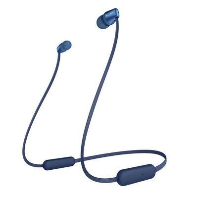 Sony WIC310L.CE7 Kablosuz Kulak İçi Kulaklık Mavi