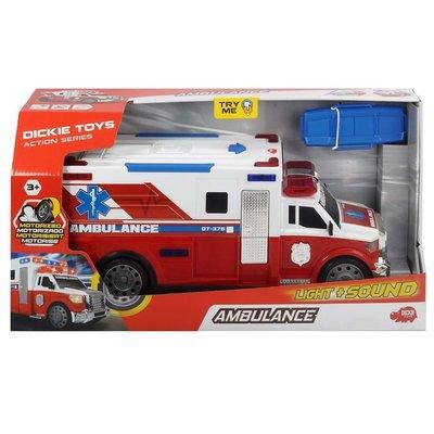 Dickie Ambulans Sesli ve Işıklı
