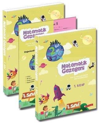 Matematik Gezegeni 1. Sınıf (3 kitap takım)