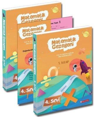 Matematik Gezegeni 4.Sınıf Seti-3 Kitap Takım