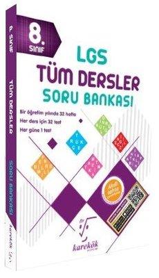 8.Sınıf Tüm Dersler Soru Bankası