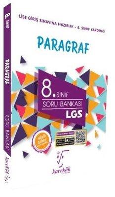 8.Sınıf LGS Paragraf Türkçe Soru Bankası