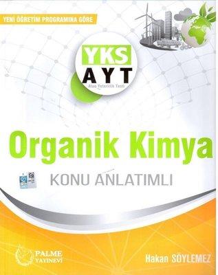 Palme Yks Ayt Organik Kimya Konu Kitabı  2019