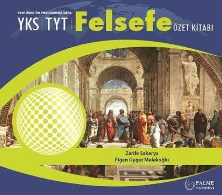 Palme Yks Tyt Felsefe Özet Kitabı  2019