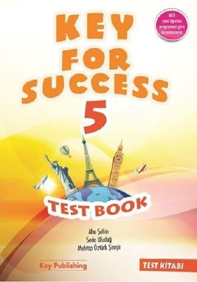 Key Publishing Key For Success 5 Test Book  2019