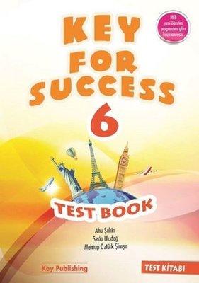 Key Publishing Key For Success 6 Test Book 2019