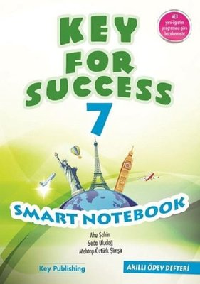 Key Publishing Key For Success 7 Smart Notebook 2019