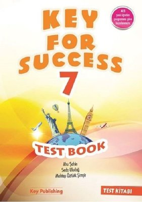 Key Publishing Key For Success 7 Test Book  2019