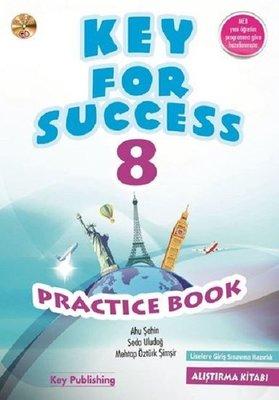 Key Publishing Key For Success 8 Practıce Book 2019