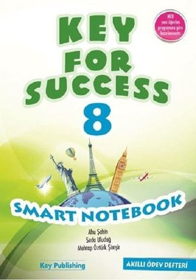 Key Publishing Key For Success 8 Smart Notebook  2019