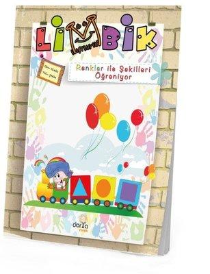 Limbik Renkler ve Şekilleri Öğreniyor-4 Yaş Grubu