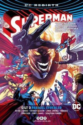 DC Rebirth Superman Cilt 3-Paralel Evrenler
