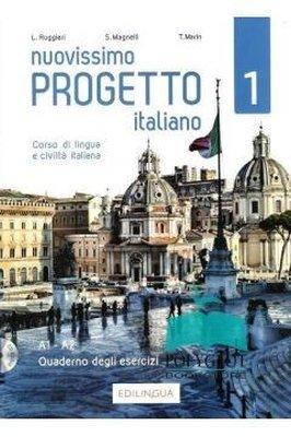 Nuovissimo Progetto İtaliano 1-Quaderno Degli Esercizi