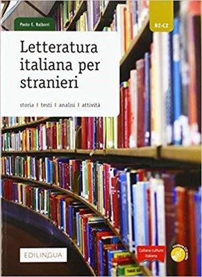 Letteratura İtaliana per Stranieri+CD Audio