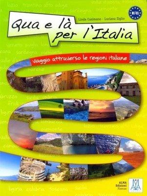 Qua e la per I'talia-Libro+Mp3 Online