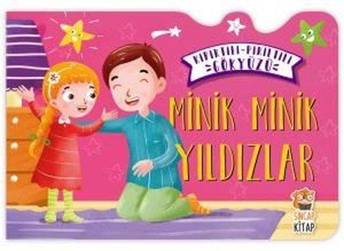 Minik Minik Yıldızlar-Kıpırtılı Pırıltılı Gökyüzü