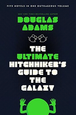 The Hitchhiker's Guide to the Galaxy Omnibus: The Complete Trilogy in Five Parts (Hitchhikers Guide