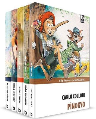 Çocuk Kahramanlar Dizisi-5 Kitap Takım
