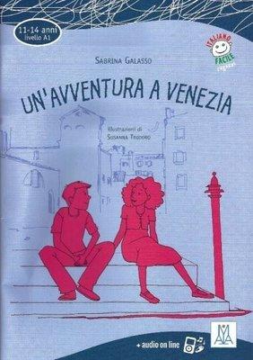 Un'avventura a Venezia+Audio Online A1