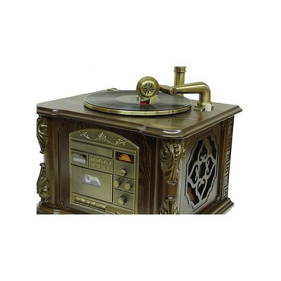 Crown Well Gramofon Kare