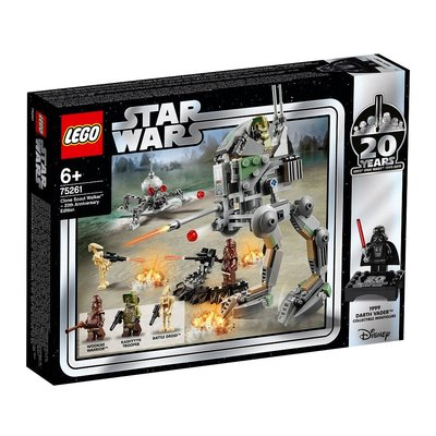 Lego-SW Clone Scout Walker# # 20th Anniversary Edition 75261