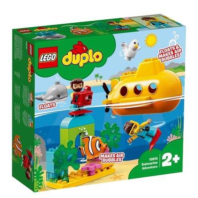 Lego-Duplo Submarine Adventure 10910