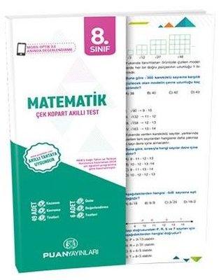 Puan 8.Sınıf LGS Matematik Akıllı Test