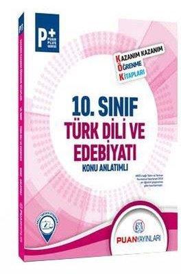 Puan 10.Sınıf Türk Dili ve Edebiyatı Kök Konu Anlatımlı