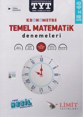 Limit Kronometre TYT Temel Matematik Deneme Sınavı