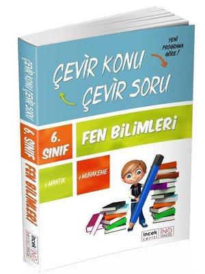 İnovasyon 6.Sınıf Fen Bilimleri Çevir Konu Çevir Soru
