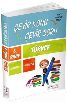 İnovasyon 6.Sınıf Türkçe Çevir Konu Çevir Soru