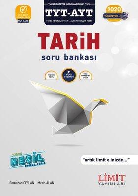 Limit TYT-AYT Tarih Soru Bankası