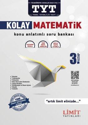 Limit TYT Kolay Matematik Konu Anlatımlı Soru Bankası 3. Kitap