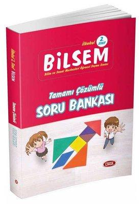 Editör 2.Sınıf Bilsem Tamamı Çözümlü Soru Bankası