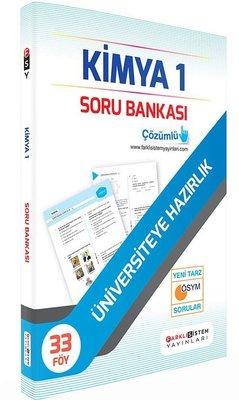 Farklı Sistem TYT Kimya 1 Soru Bankası