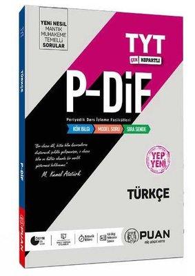 Puan TYT Türkçe PDİF Konu Anlatım Fasikülleri