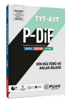 Puan TYT AYT Din Kültürü ve Ahlak Bilgisi PDİF Konu Anlatım Fasikülleri